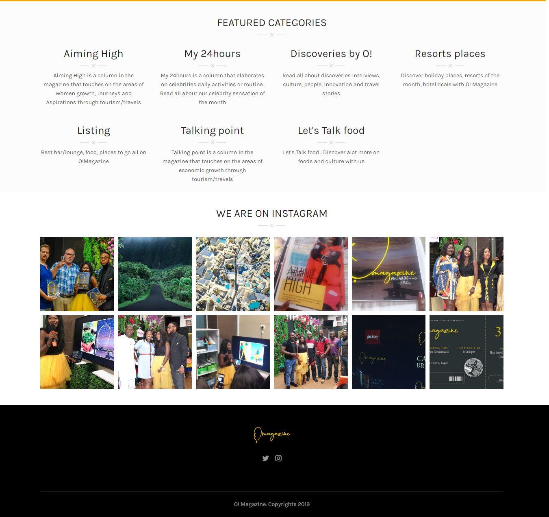Web Designers in Lagos